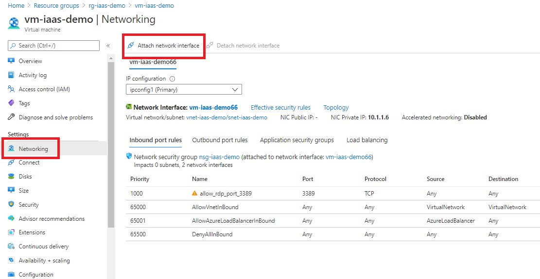 Creating Virtual Machine using Azure portal Step 11