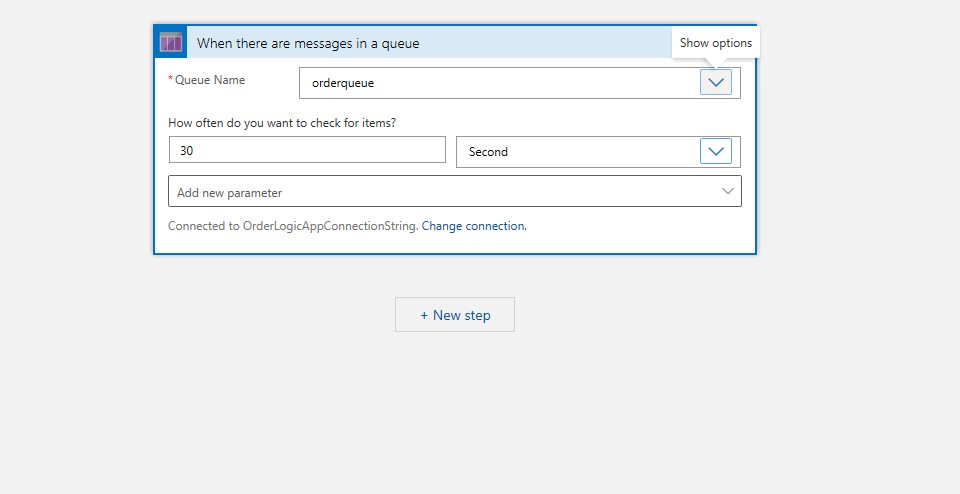 Creating Azure Logic App project in Visual Studio Step 11