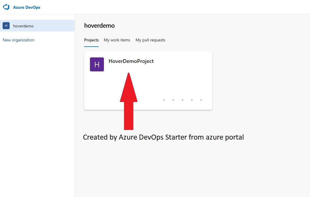 Azure DevOps Starter - Exploring CI pipeline Step 1