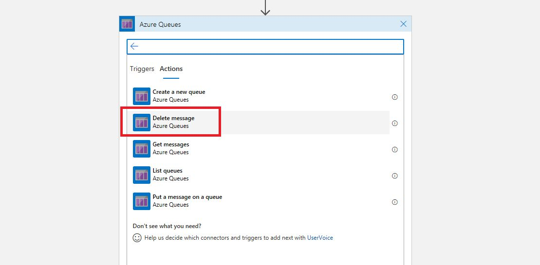 Creating Azure Logic App project in Visual Studio Step 28