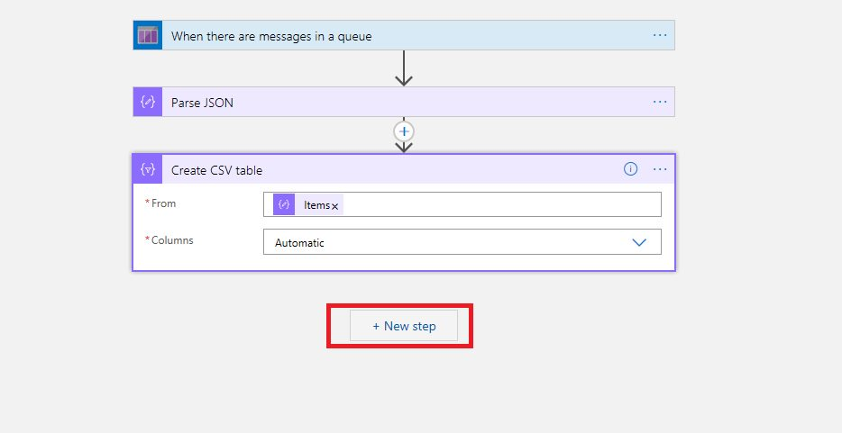 Creating Azure Logic App project in Visual Studio Step 21