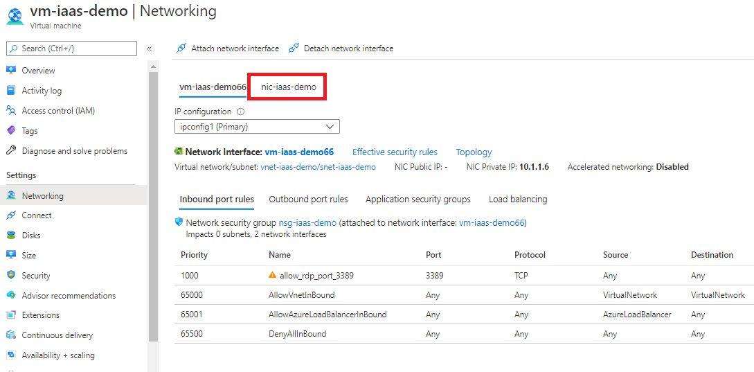 Creating Virtual Machine using Azure portal Step 13