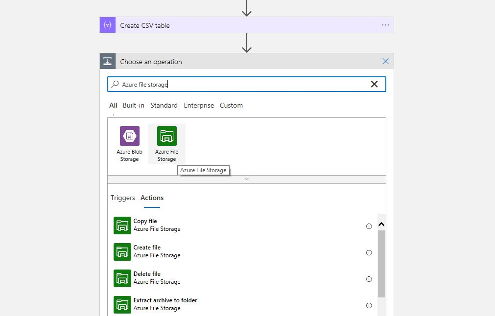 Creating Azure Logic App project in Visual Studio Step 22