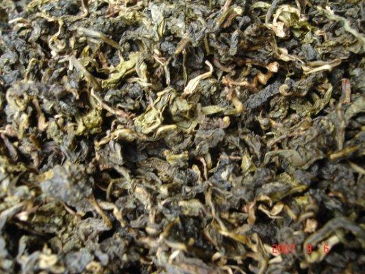 福建省のお茶