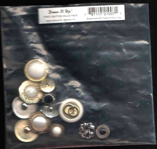 dress it up button value pack