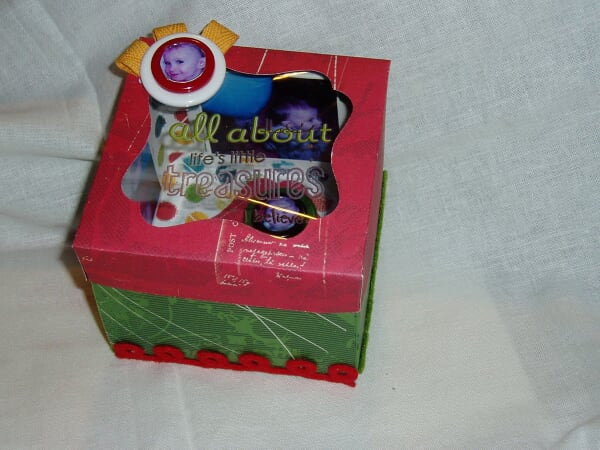 mini box kit  All about lifes little treasures