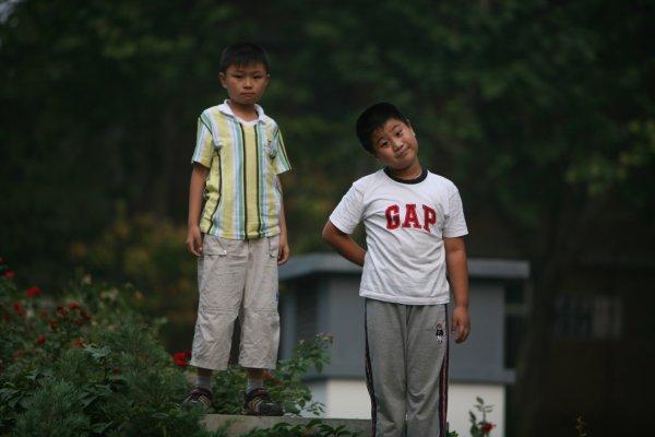 二年级陈乐 - 陈晓卿 - 人黄猪老